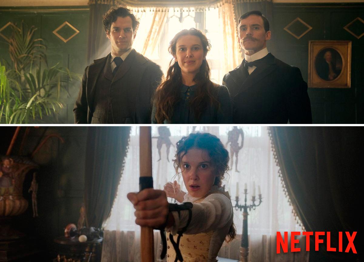 Enola Holmes, irmã se Sherlosk Holmes, ganha filme pela Netflix