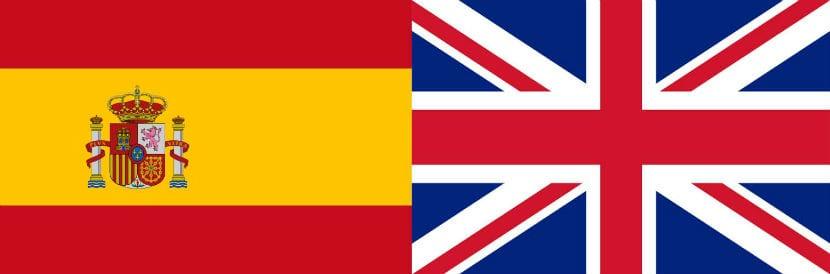 aprender inglês e espanhol