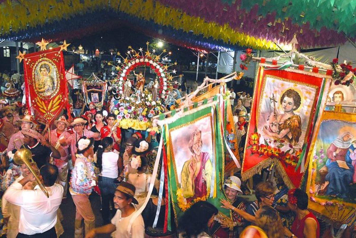 Santos das festas juninas