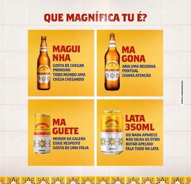 Cerveja Magnífica