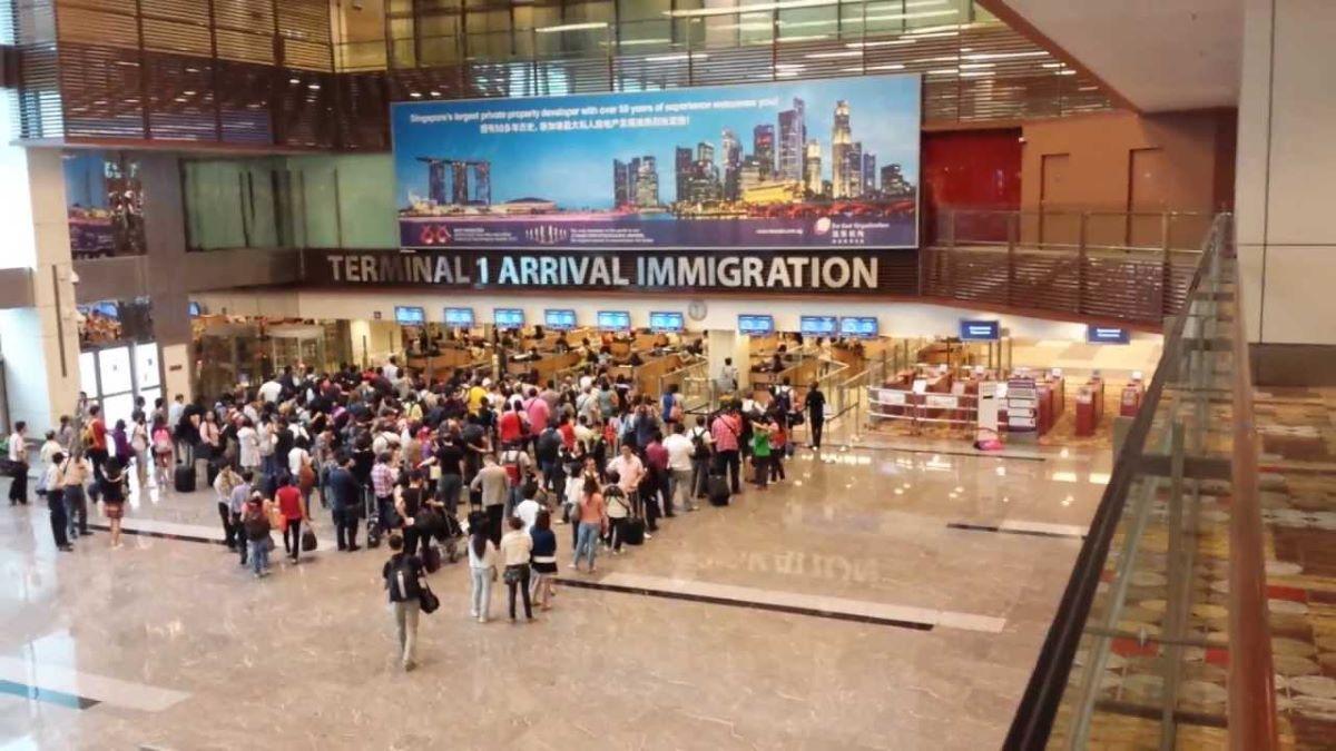 conversação na imigração