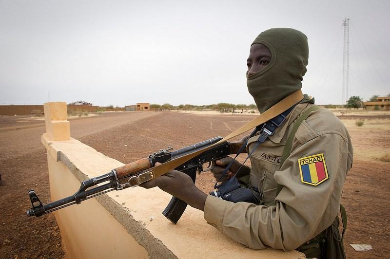 guerra Mali
