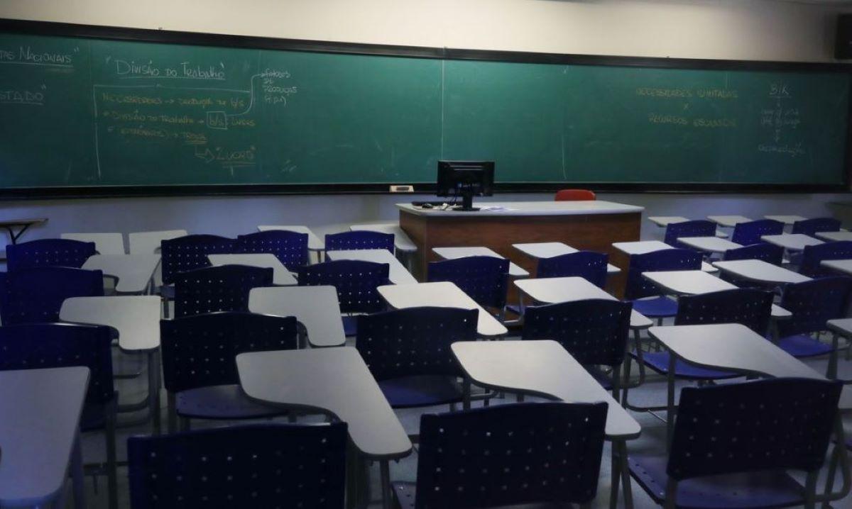 volta das aulas presenciais