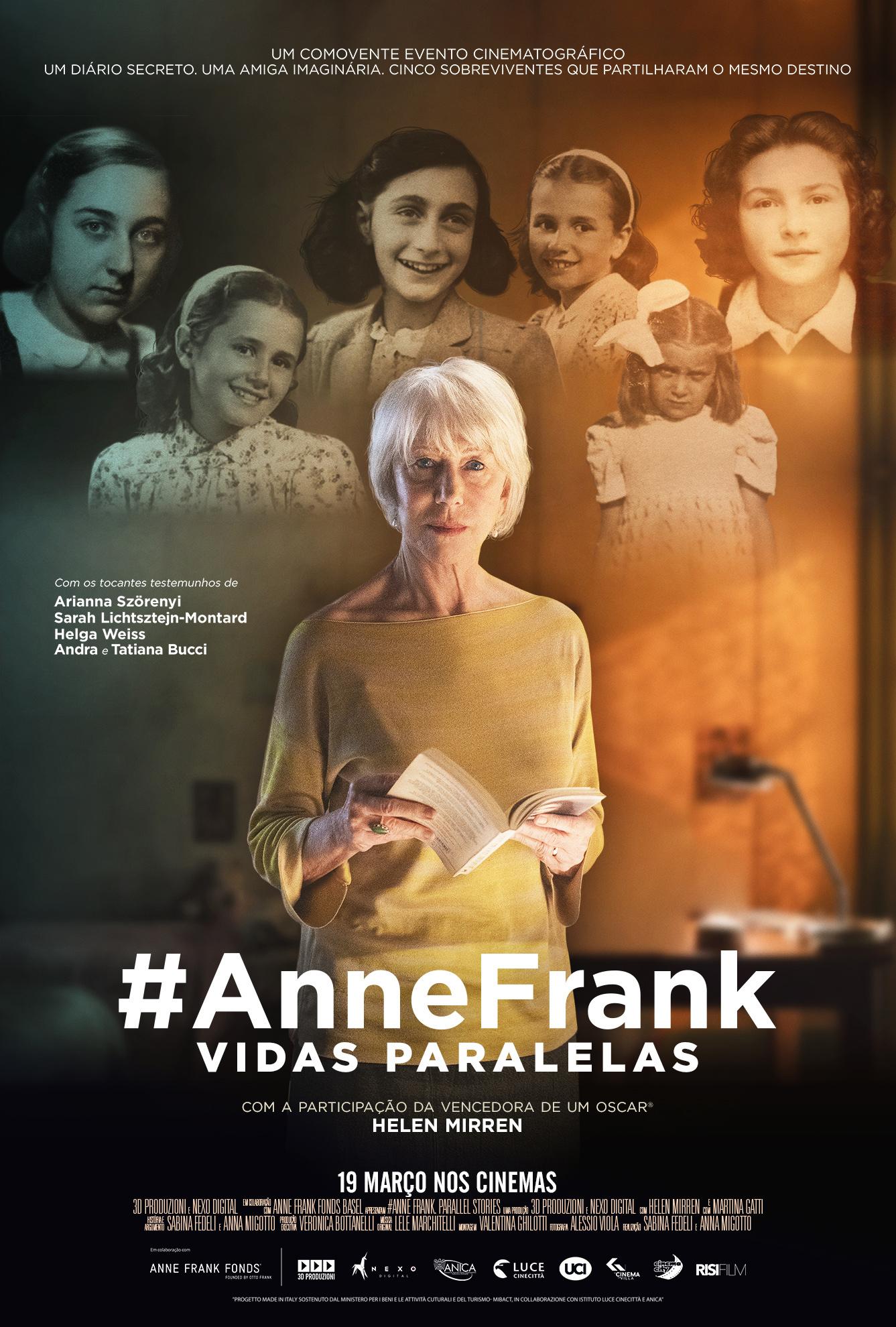 #Anne Frank: Vidas Paralelas