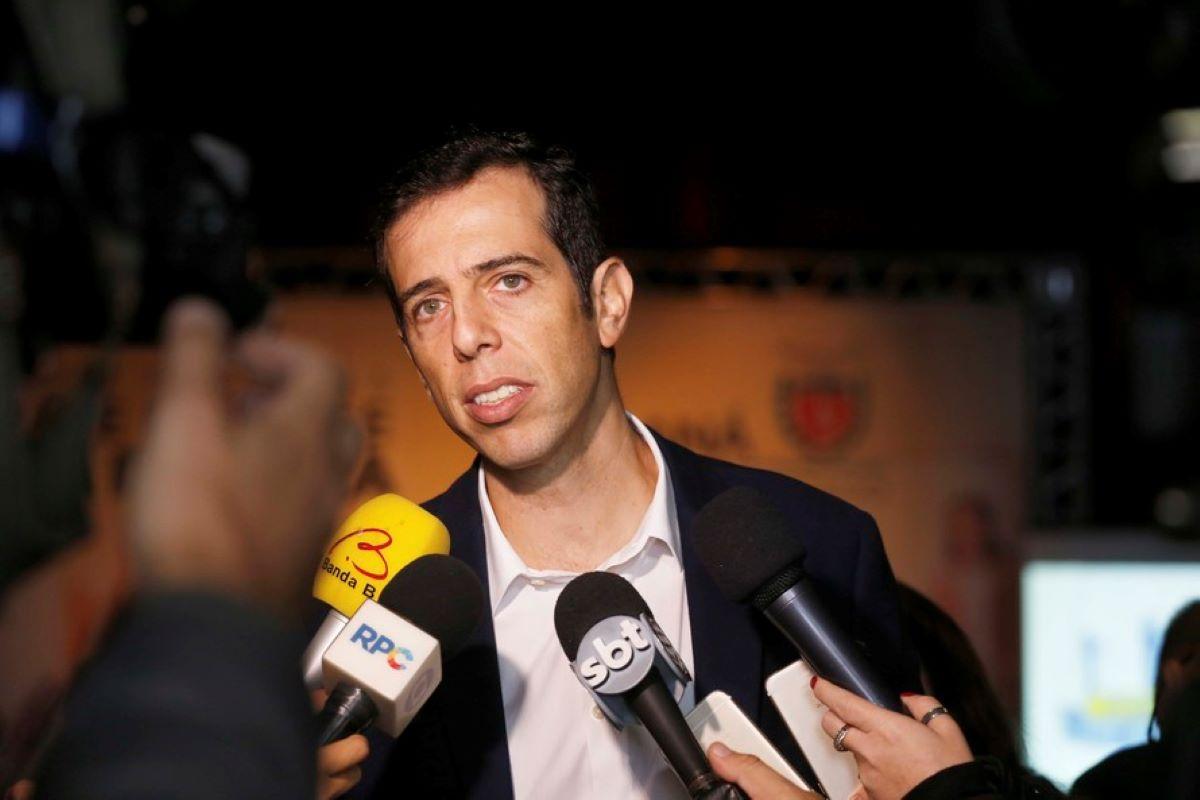 Renato Feder, novo ministro da Educação
