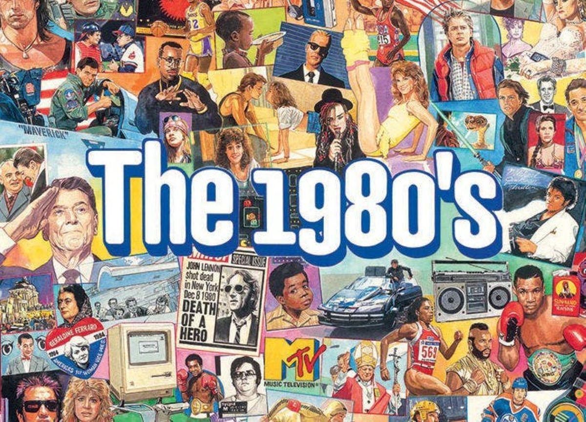 álbuns musicais que marcaram os anos 80