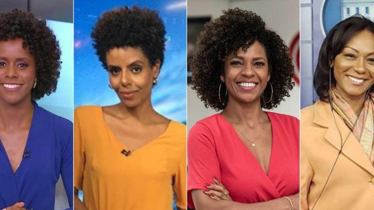 negras no telejornalismo