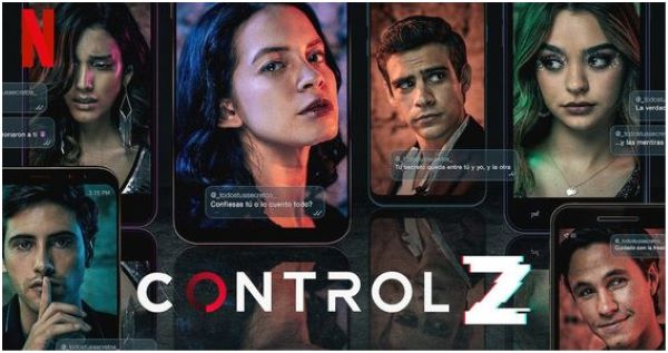 Control Z Netflix