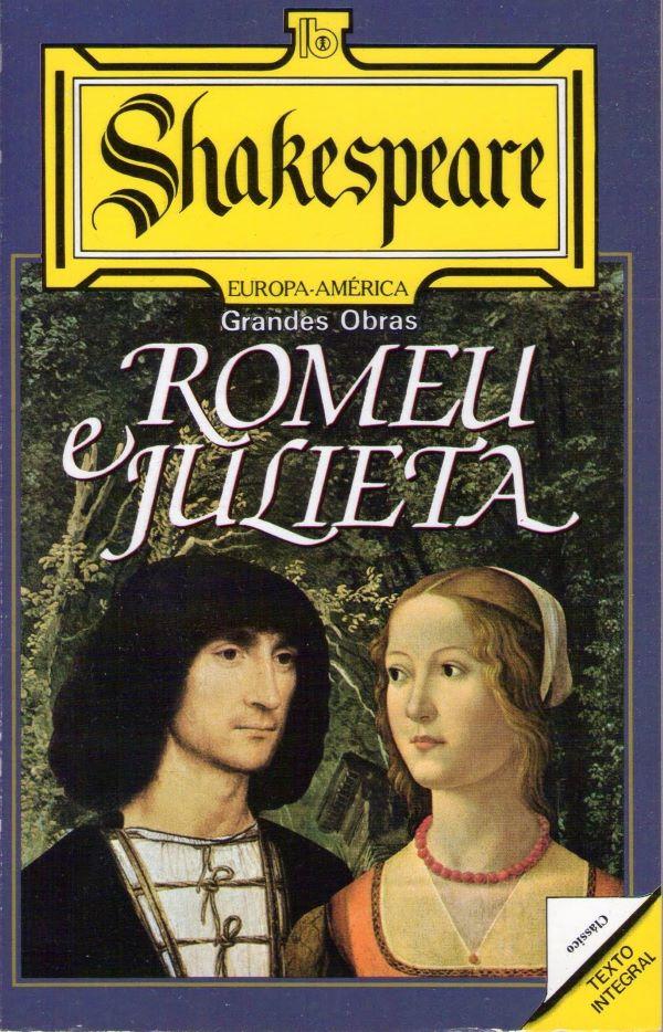 Romeu e Julieta era uma fanfic