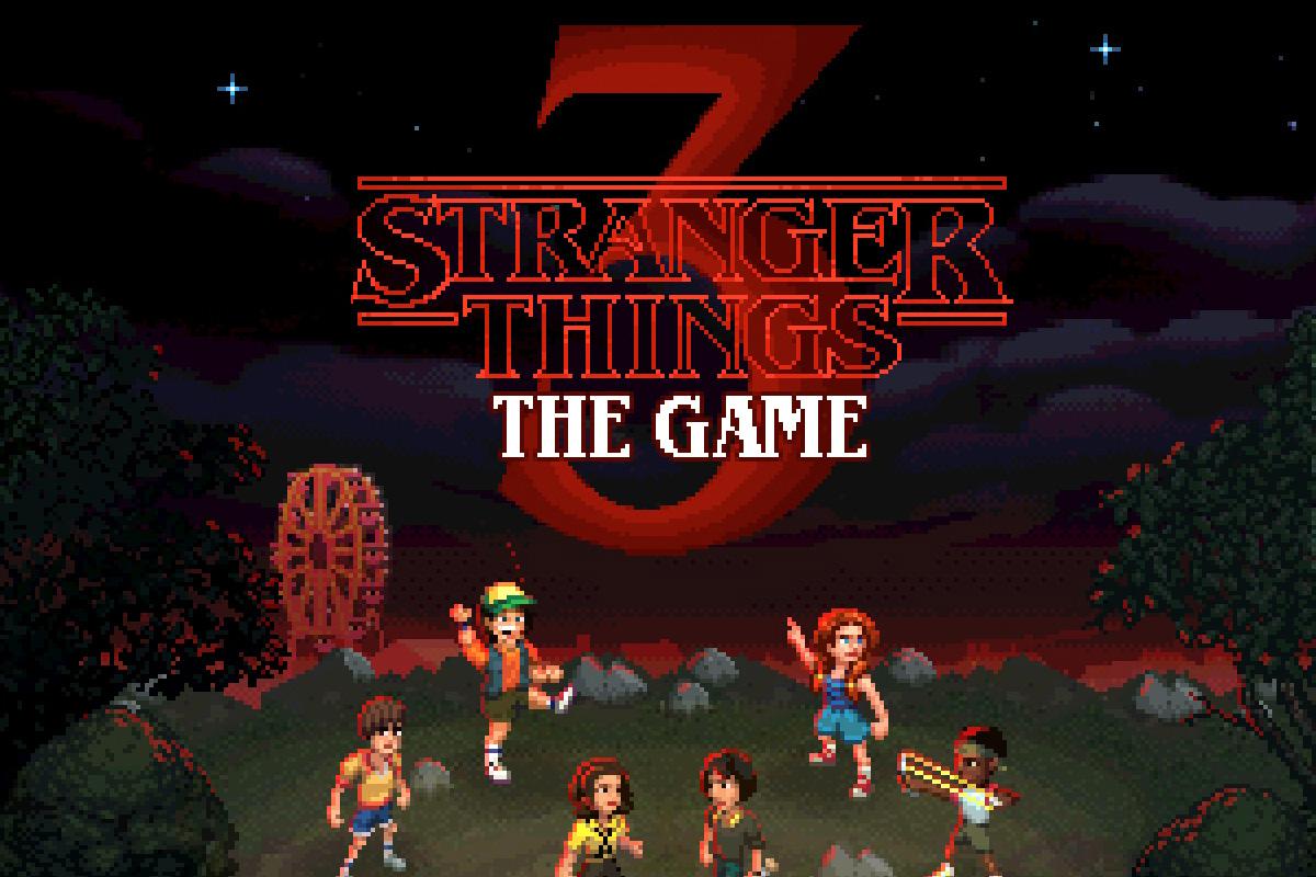 Stranger Things vai ganhar sua versão game