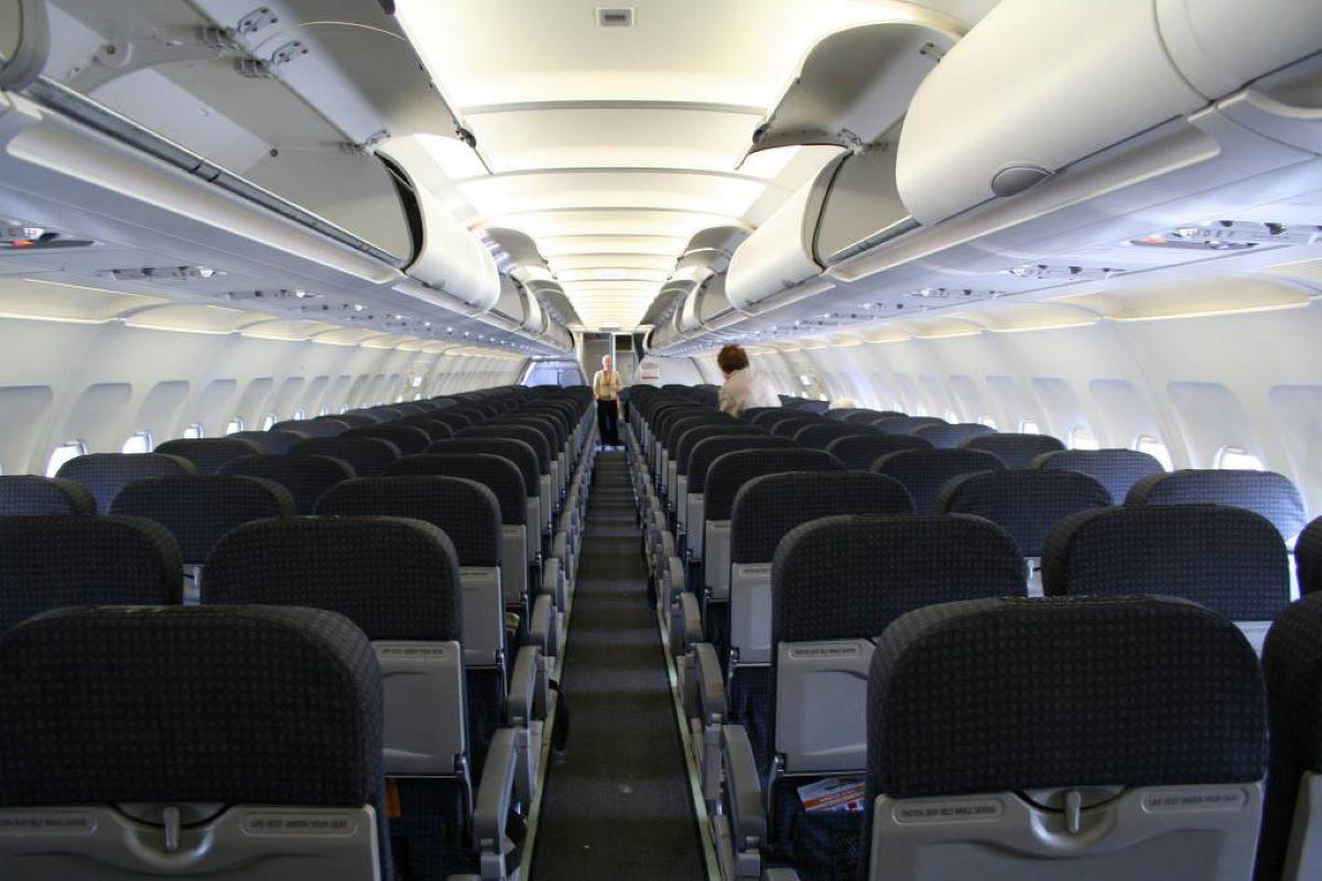 aviação na pandemia