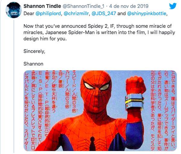 Homem-Aranha: No Aranhaverso sequência