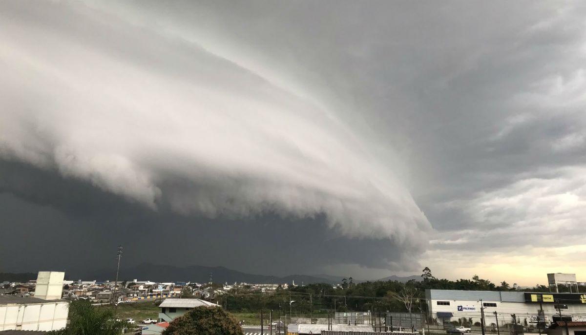 ciclone bomba no sul