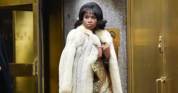Jennifer Hudson como Aretha Franklin
