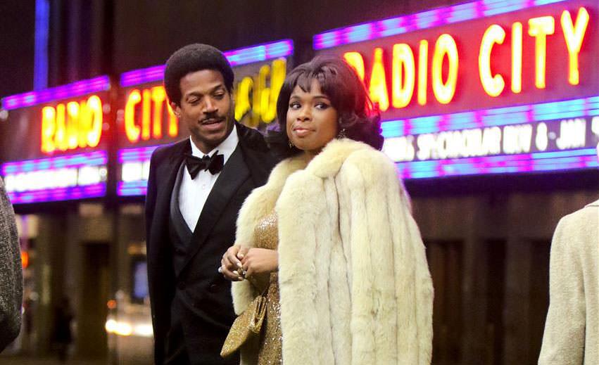 Marlon Wayans no filme de Aretha Franklin