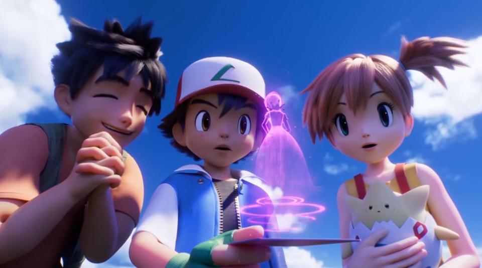 Pokémon: Mewtwo Contra-Ataca está na subcategotia Filmes de Anime.