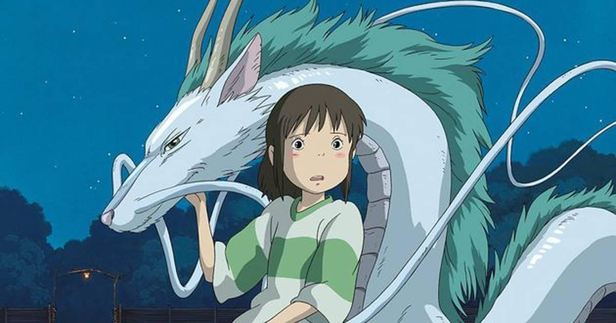 As Viagens de Chihiro está disponível com os códigos secretos da Netflix.