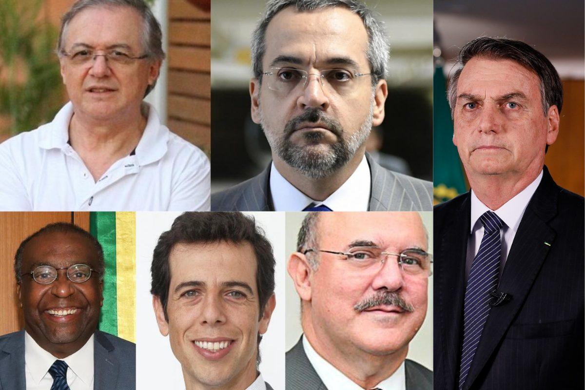 Ministros da Educação