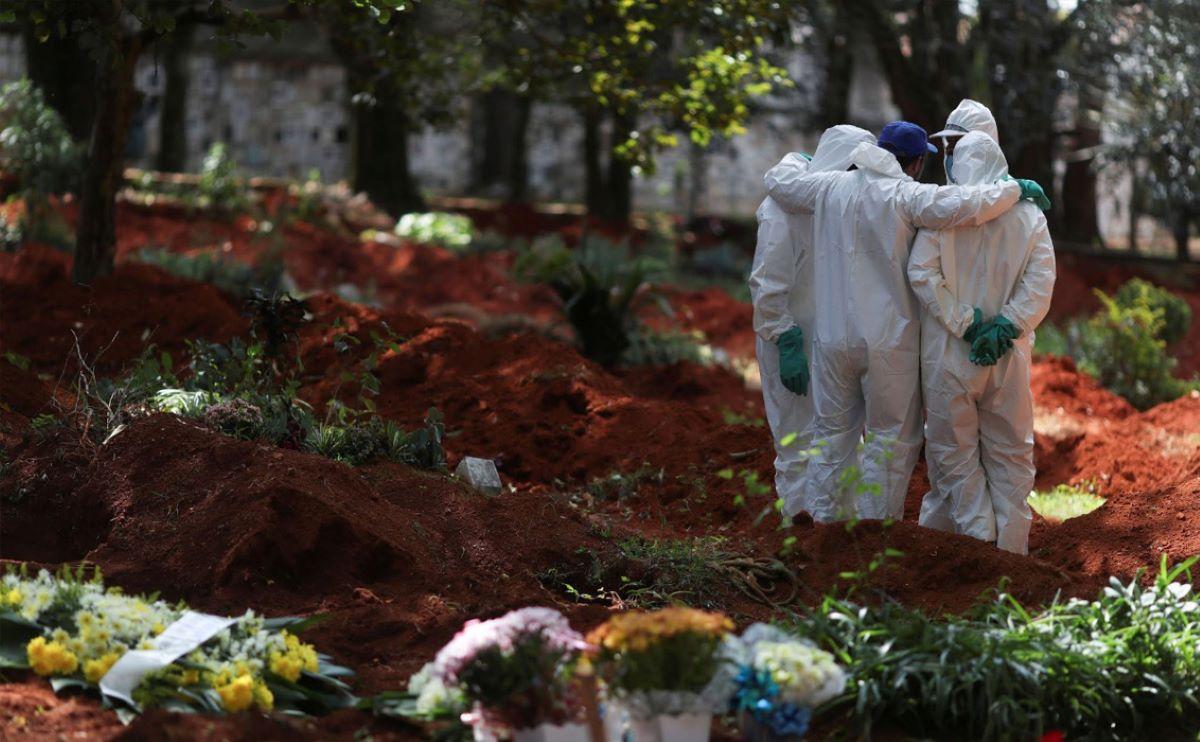 Mortes por coronavírus não recebem o devido valor no Brasil