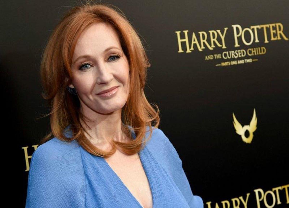 J.K. Rowling transfobia