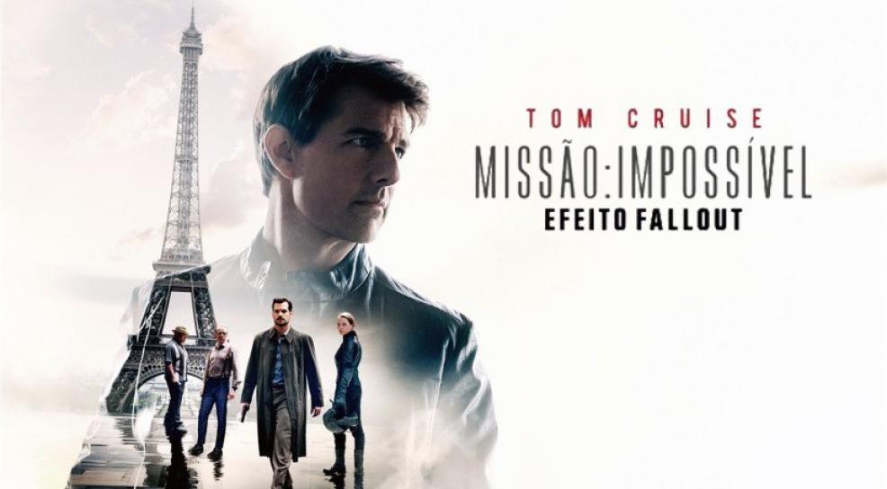 Missão Impossível: Efeito Fallou é o último filme da franquia.