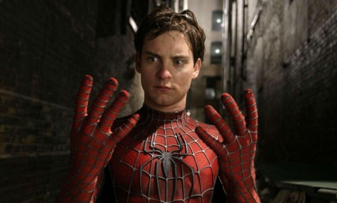 Homem-Aranha é um dos filmes disponíveis na subcategoria Quadrinhos e super-heróis.