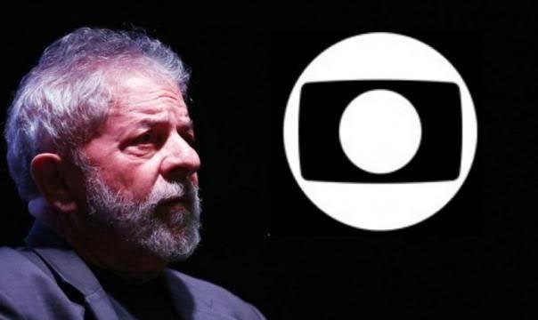 Lula e PT x Globo