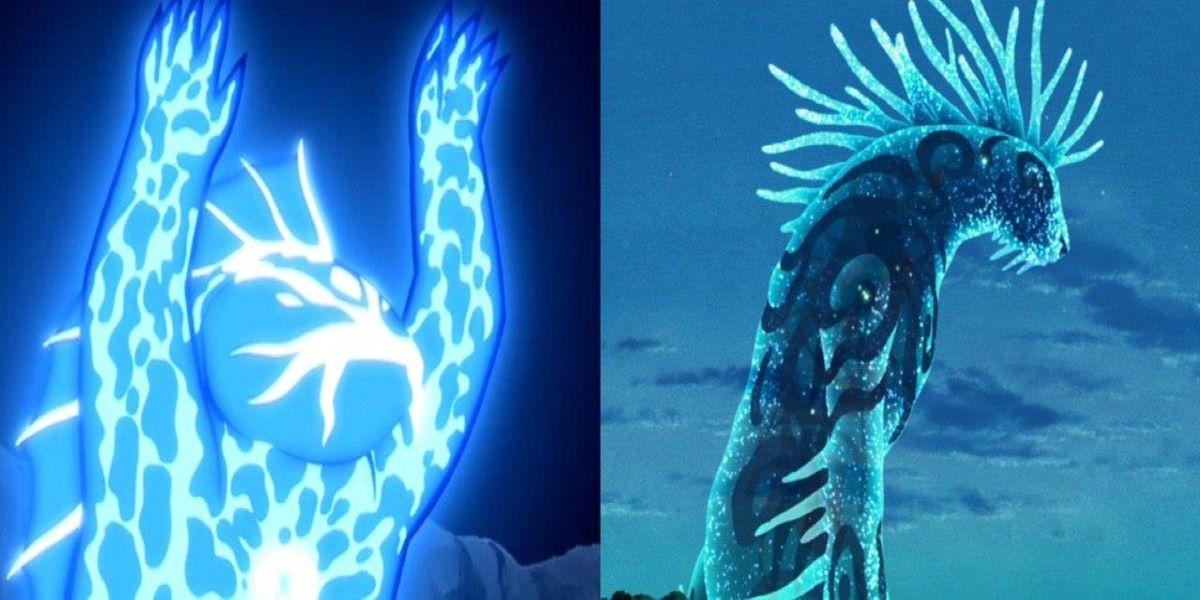 espíritos avatar