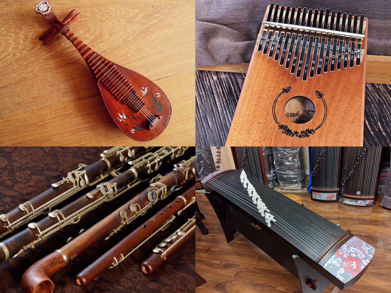 Instrumentos Avatar