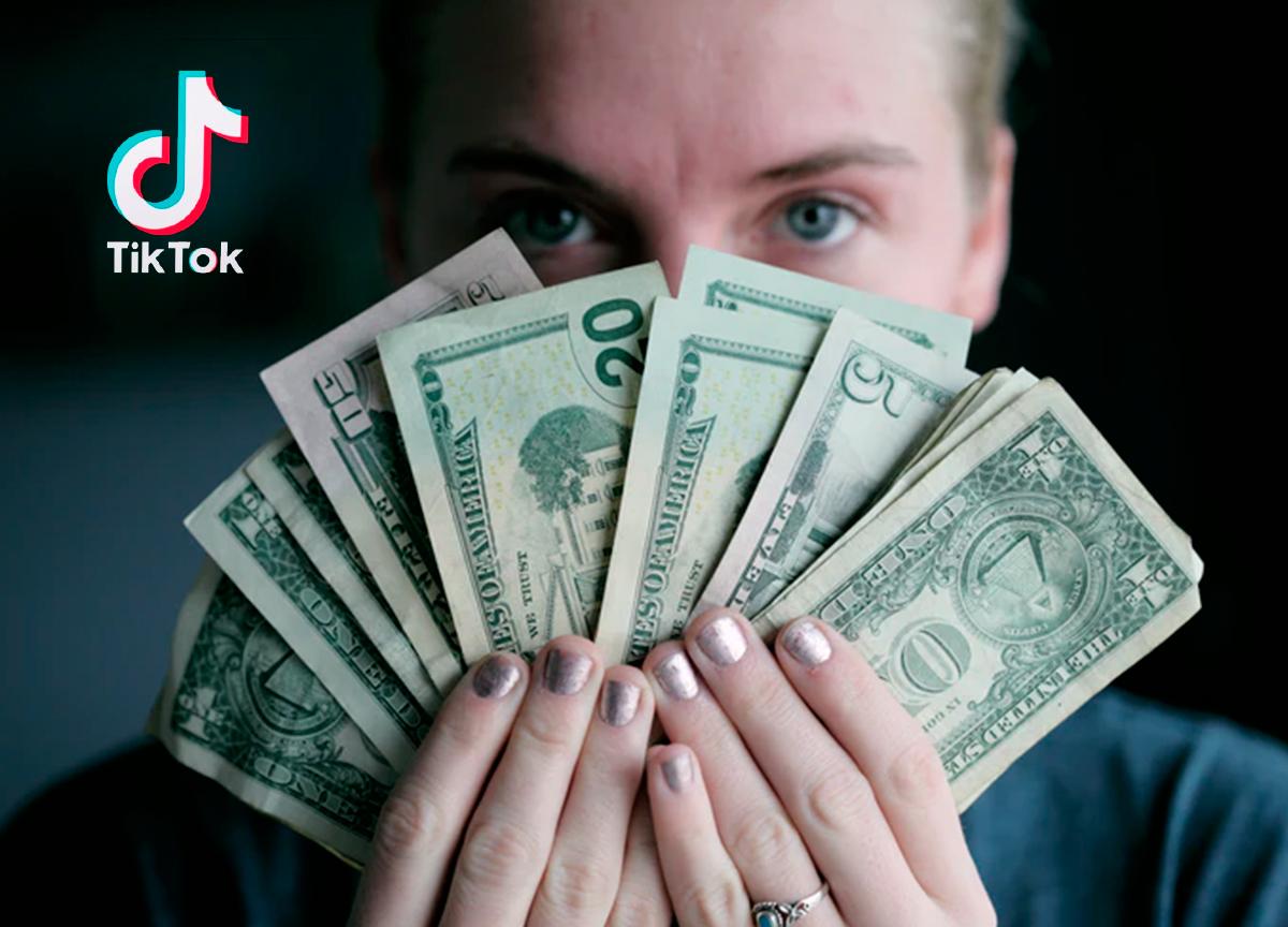 ganhar dinheiro no tiktok