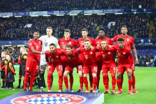 Time do Bayern de Munique