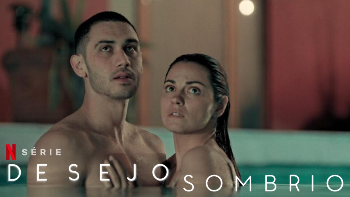 'Desejo Sombrio': Suspense com Maite Perroni já está disponível