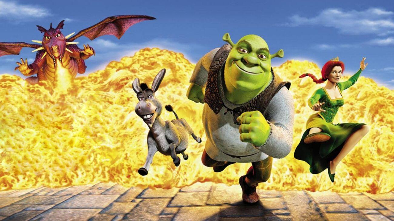 A franquia Shrek está disponível na Netflix utilizando seus códigos secretos.