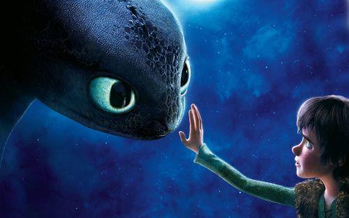 A animação Como Treinar o Seu Dragão está disponível com um dos códigos secretos da Netflix.