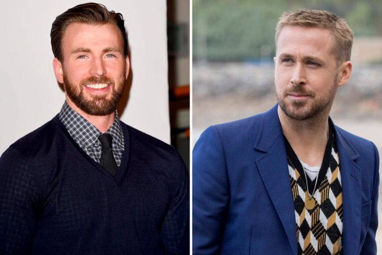 chris evans e ryan gosling