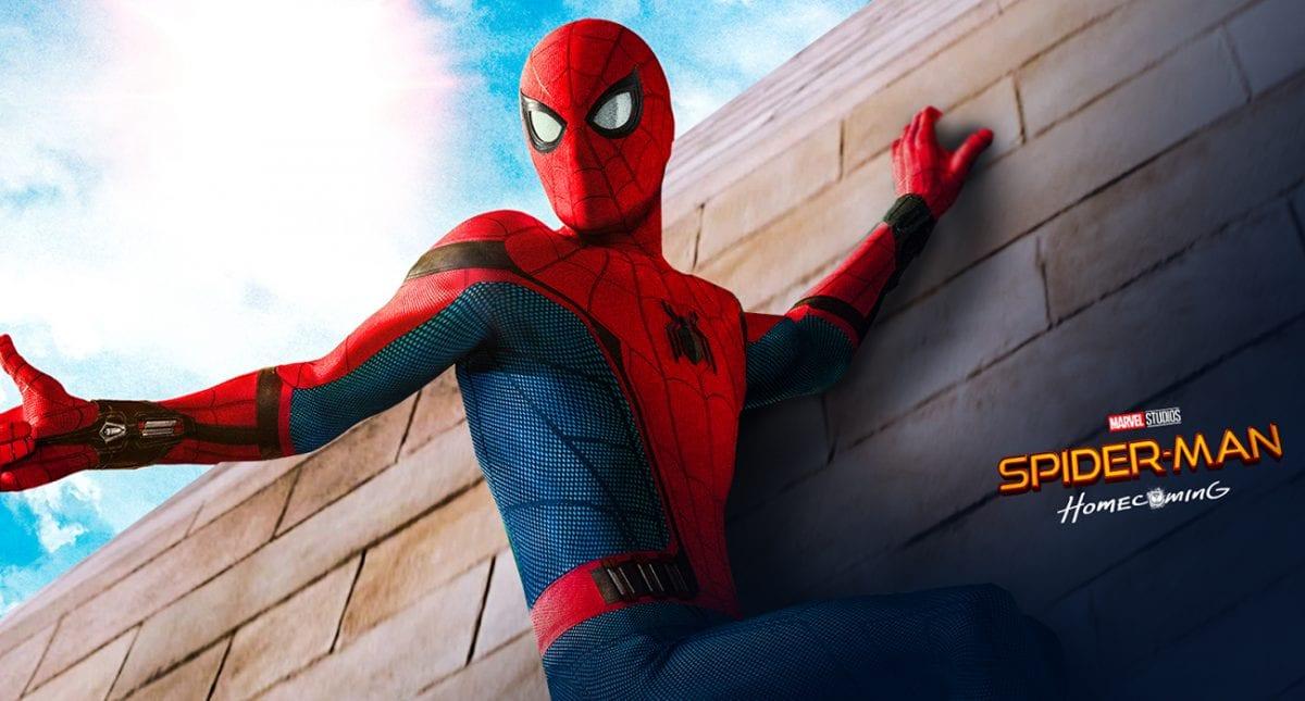 'Homem-Aranha: De Volta Ao Lar' está em 1º lugar no TOP 10 Netflix