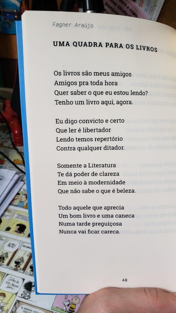 poema de Fagner Araújo