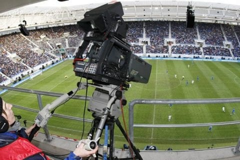 transmissão futebol brasileiro