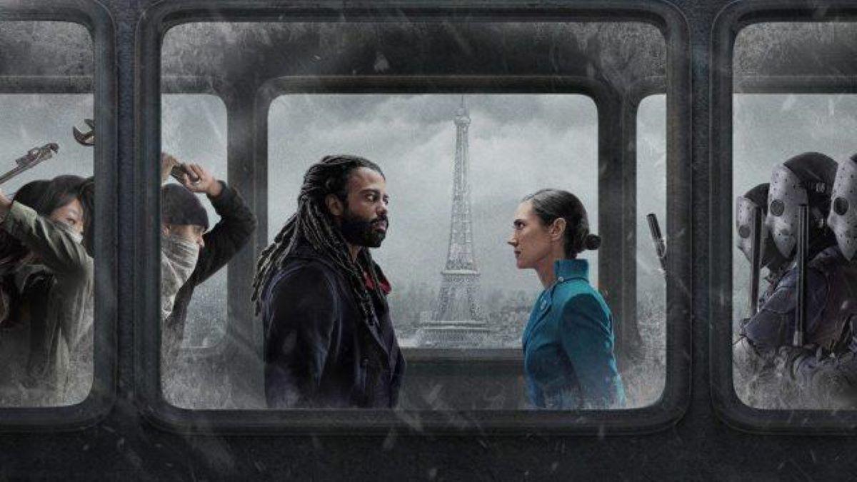 'Expresso do Amanhã': Conheça a nova produção da Netflix