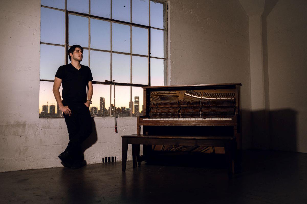 Lucas Frota estreia na Circus Recordings com EP 'Alone'