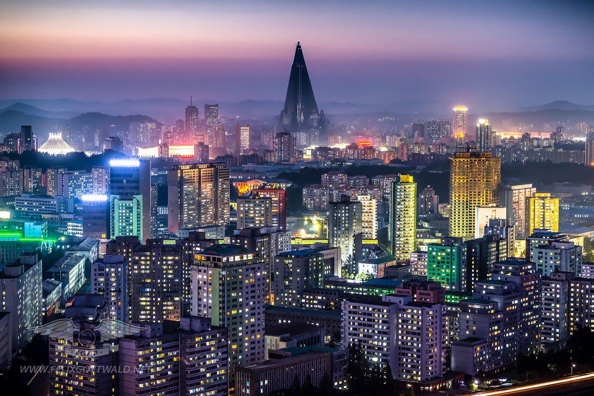 Coreia do Norte: Já pensou em visitar um dos países mais fechados?