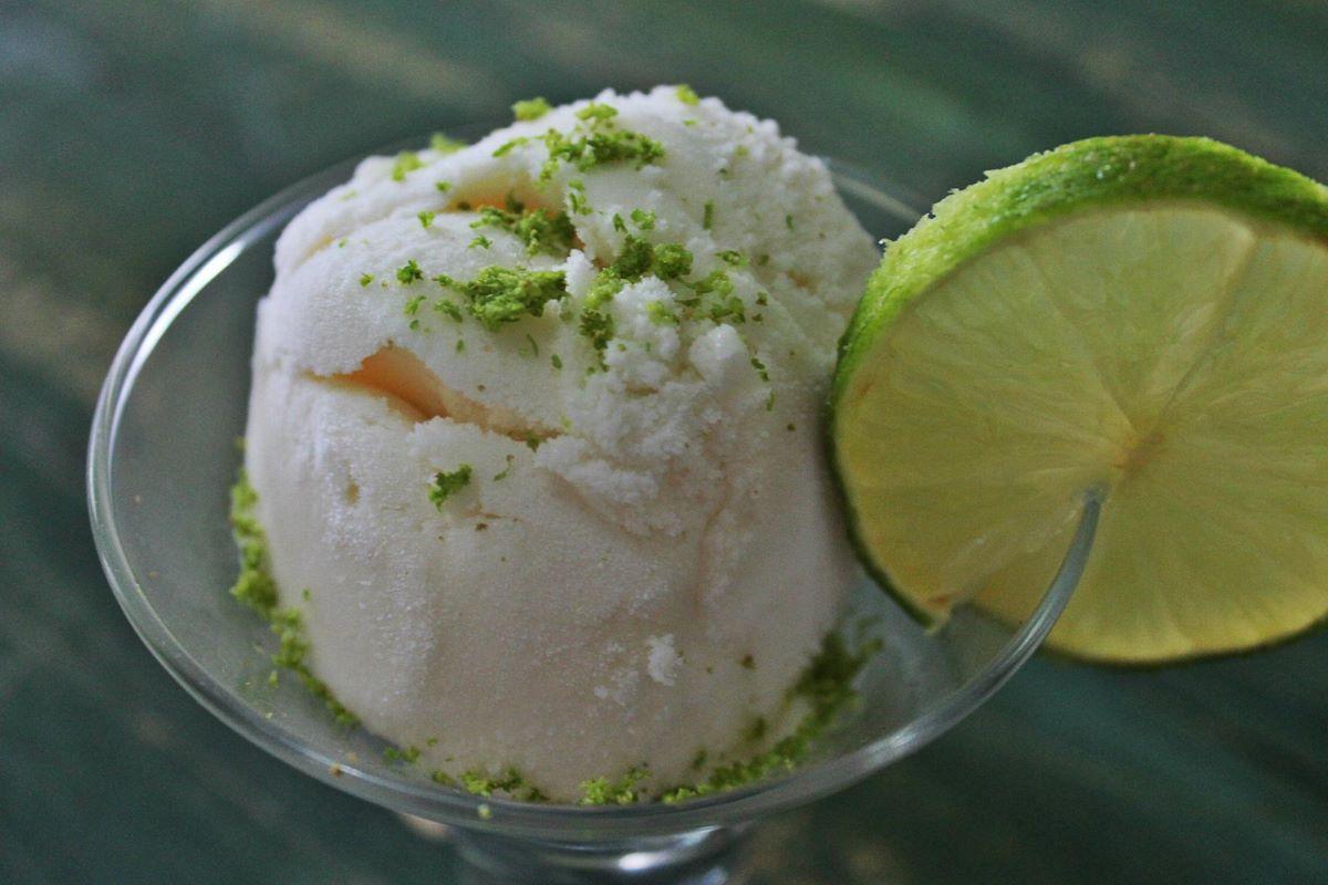sorvete de limão harry potter
