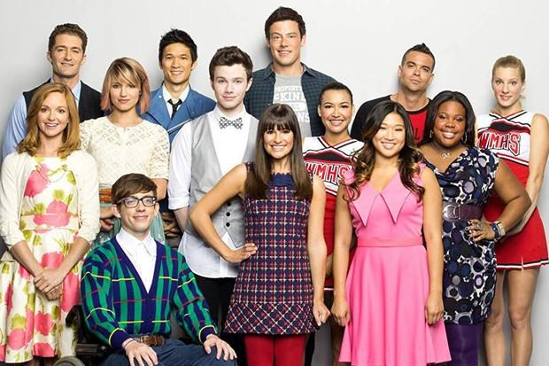tragédias de Glee