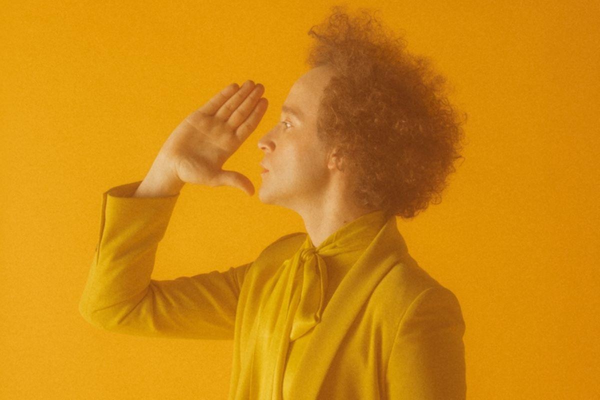 Alex Albino registra o EP 'Mercúrio', seu trabalho de estreia