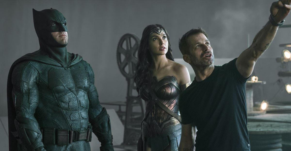 Novo filme de Liga Da Justiça