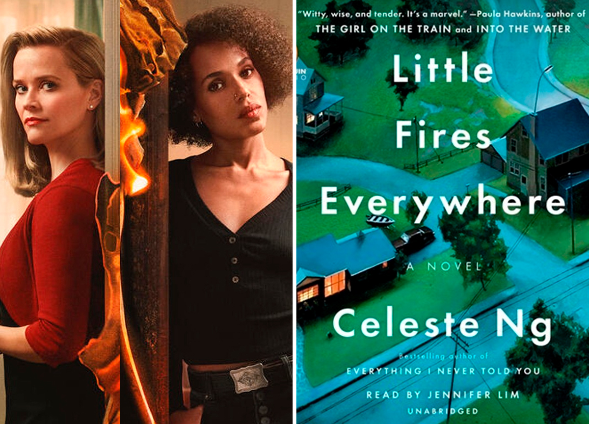 'Little Fires Everywhere' acende faísca para discussões inquietantes