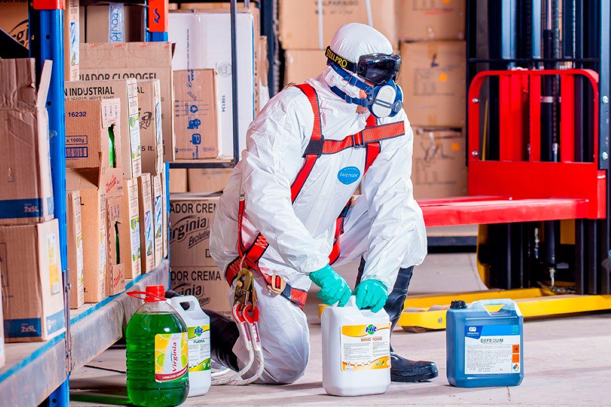 Pandemia impacta vendas e dinâmica de empresa de produtos químicos