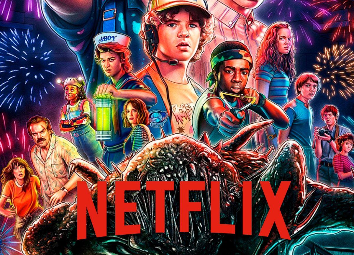 Criadores de 'Stranger Things' e Netflix são acusados de plágio