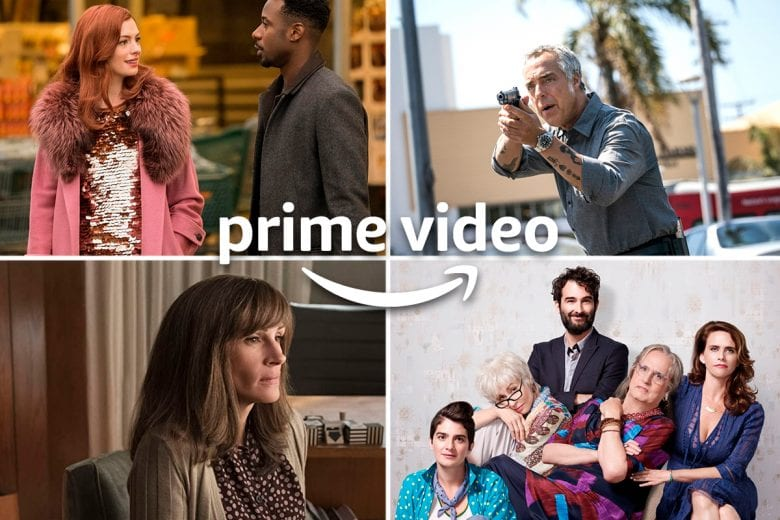 séries escondidas na Amazon Prime Video