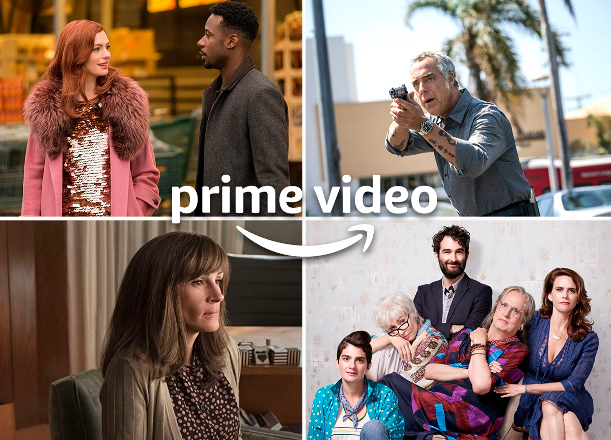 séries escondidas na Amazon Prime Video